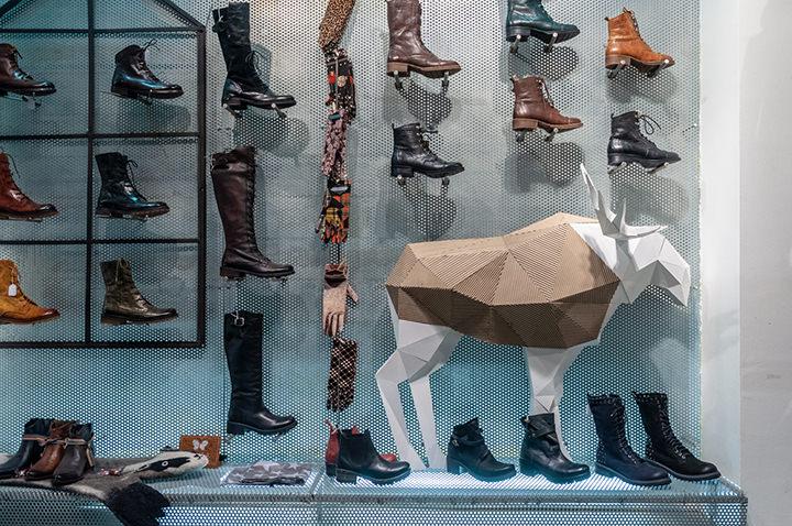 Chaussure originale, marques exclusives chez Elan Chaussure
